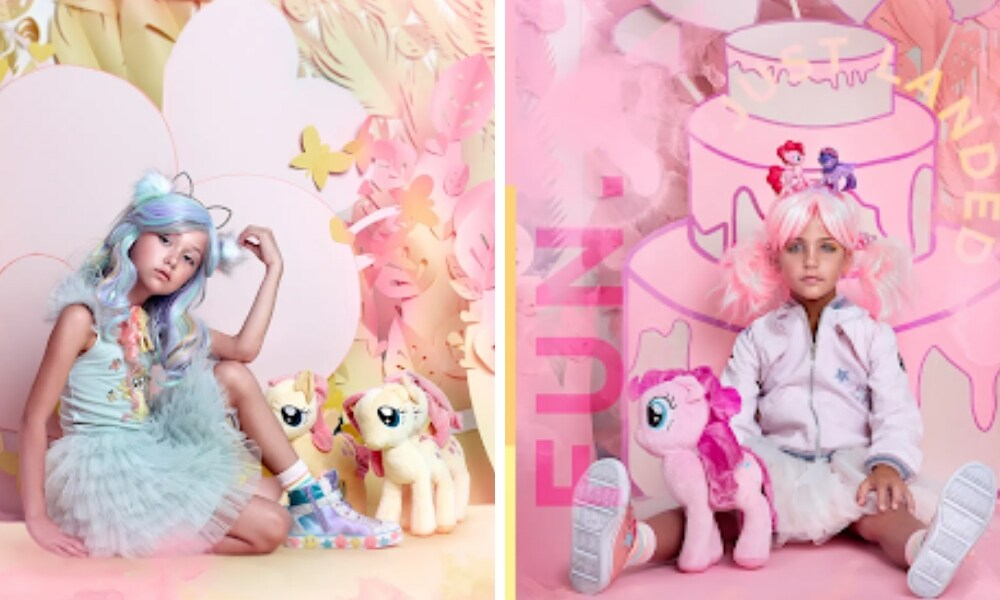 Tutu Du Monde and My Little Pony collab is the stuff of ballerina dreams