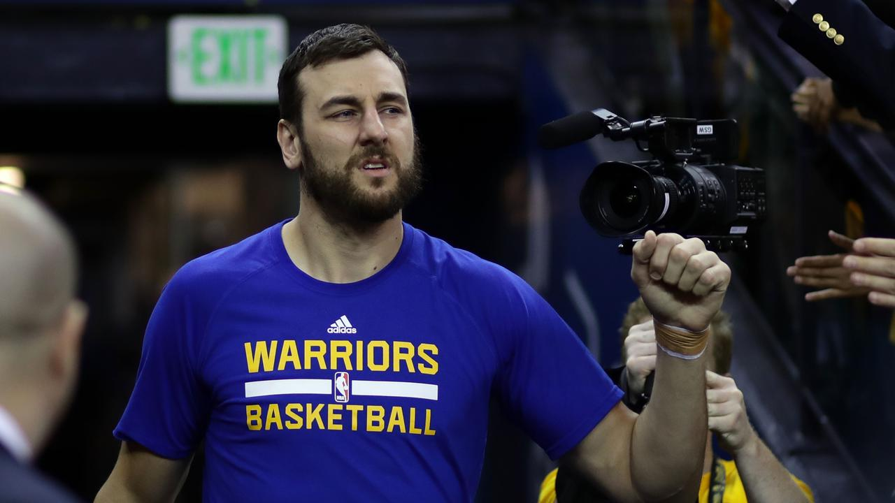 Andrew Bogut will rejoin the Golden State Warriors after receiving clearance from the Sydney Kings