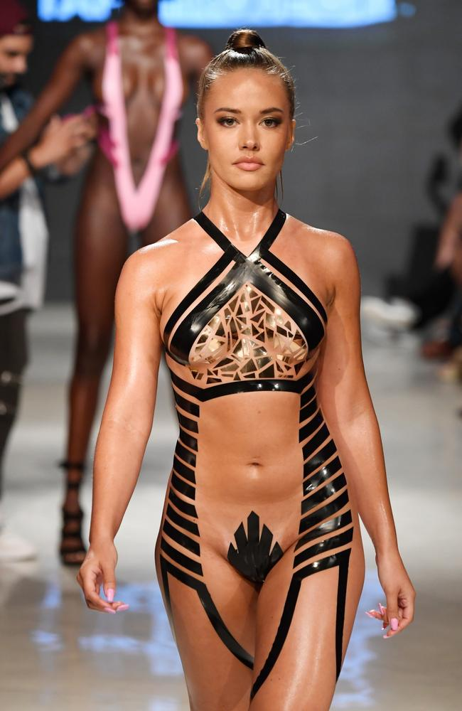 The designs turned heads on the catwalk last year.