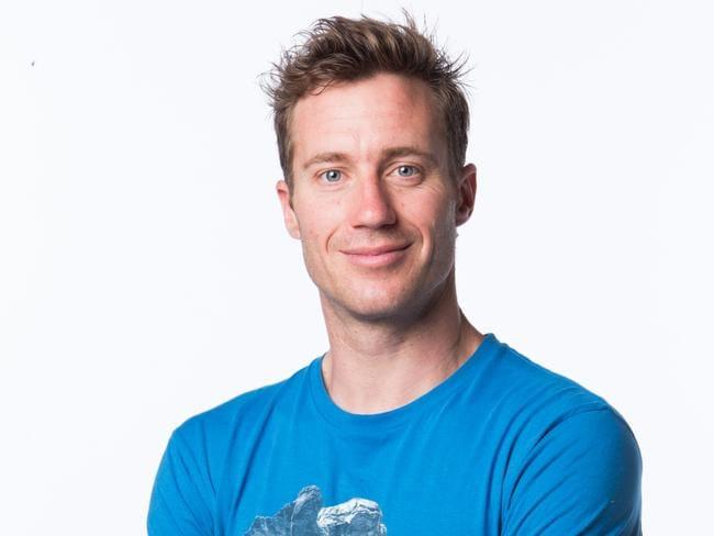 Ninja Warrior contestant Lee Cossey, 34, Physiotherapist, NSW. Picture: Nine