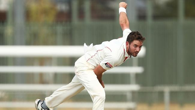 Chadd Sayers has been left dumbfounded by Cricket Australia