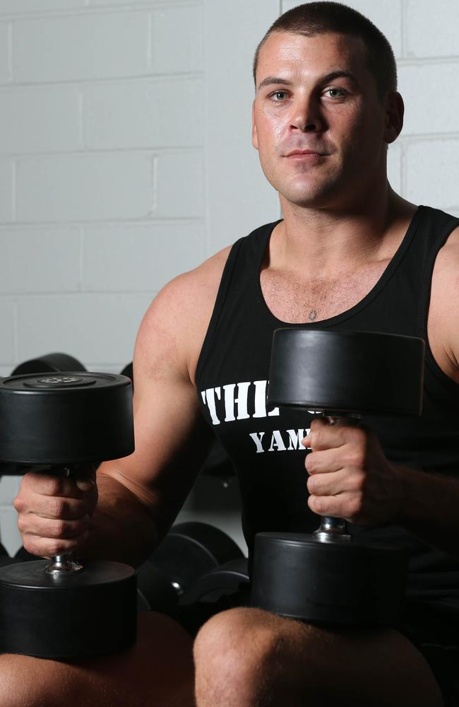 Former NRL star Danny Wicks is hoping to make a comeback in 2015.