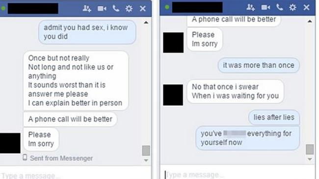 Sexy texts to girlfriend