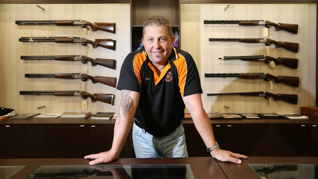 On Target Sporting Arms owner claims gun shop has lowered