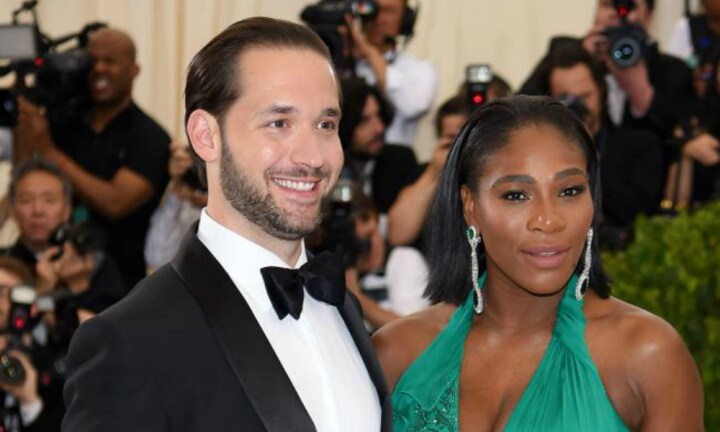 Inside Serena Williams and Alexis Ohanian's wedding