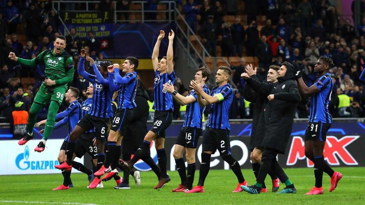 No team has ever done what Atalanta has. And their dream run isn't over.