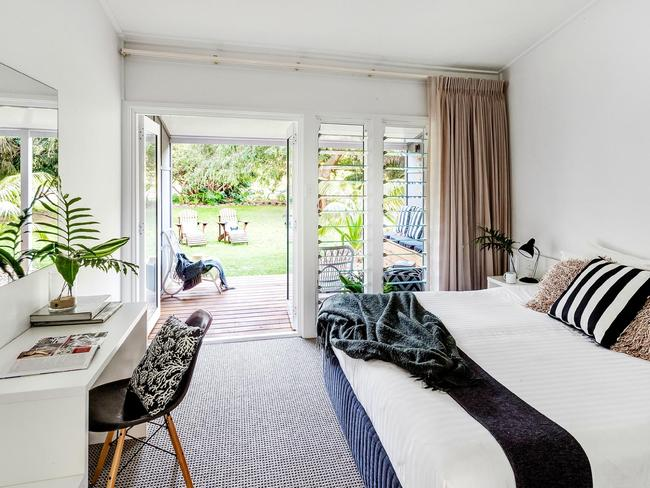 Pinetrees Lodge, one of Australia's oldest and best stays.