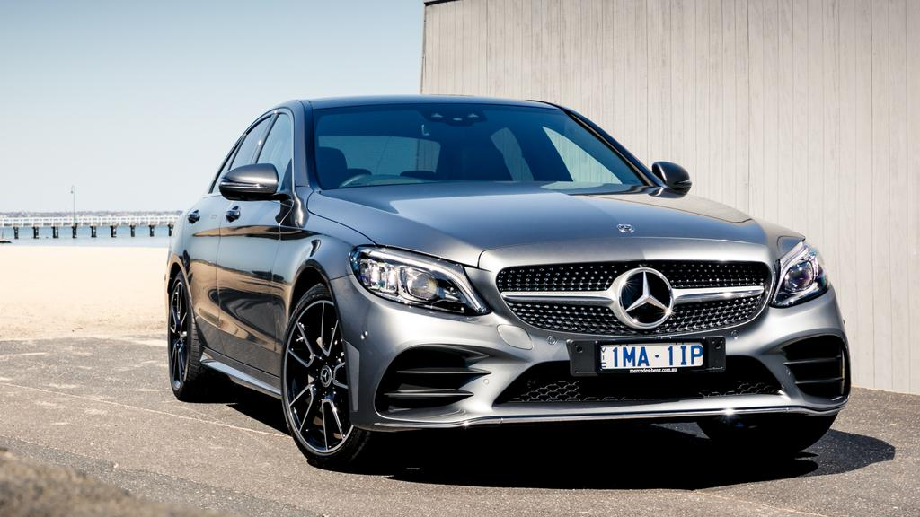 Mercedes C-Class: Updated luxury compact sedan reviewed ...