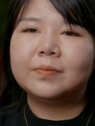 Former Crown employer Jenny Jiang spent four weeks in a Chinese prison. Picture: Channel 9