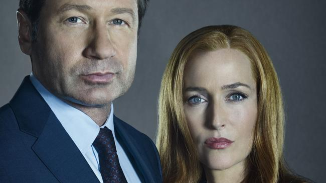 There is no The X-Files without Scully.