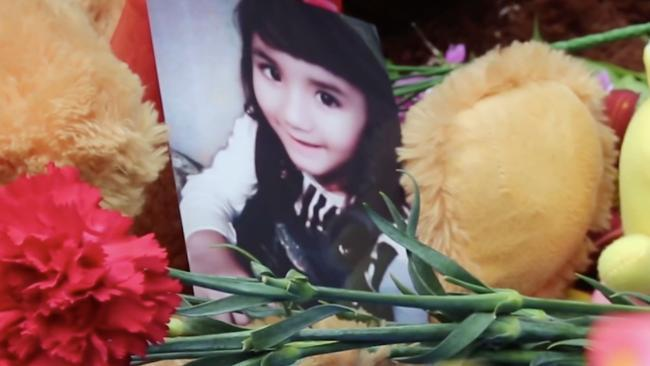 Friends, Family Mourn 5-Year-Old Tajik Girl Killed in Russia
