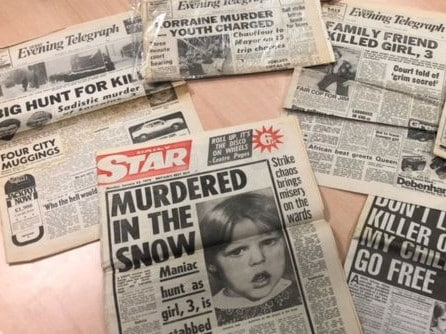 Lorraine's 1979 murder is still 'destroying' her family.