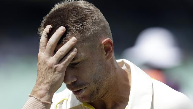 David Warner will be under plenty of pressure for the rest of the tour.