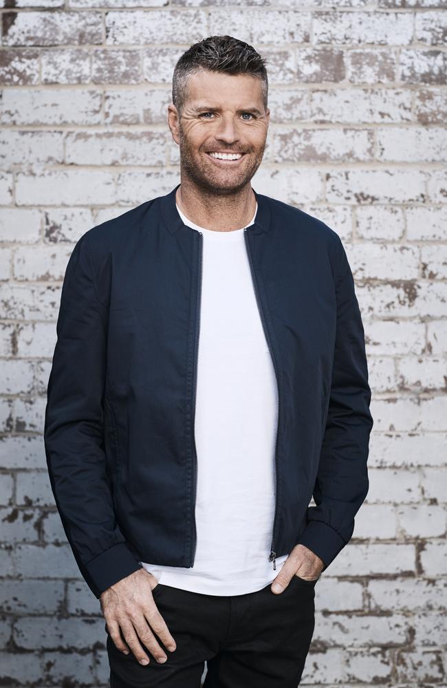 Pete Evans believes Australia is behind the curve when it comes to information about health. Picture: Channel 7