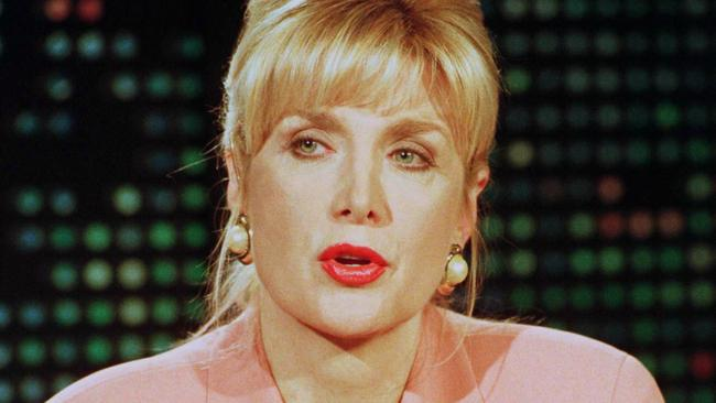 Trump threatened to invite Gennifer Flowers to the first US presidential debate.