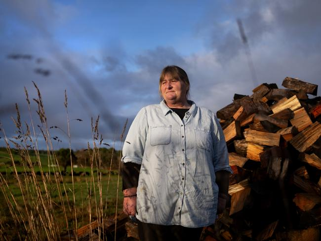 From her home in rural northwest Tasmania, not far from the poppy fields that produce half the world's supply of the raw ingredients in pharmaceutical opiates, Casey seethes over a system she says pushed her and so many others into addiction. Picture: AP Photo/David Goldman.