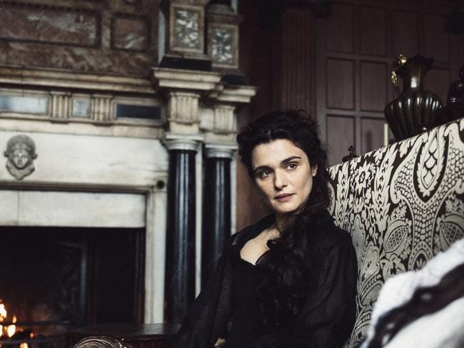 Rachel Weisz was nominated for her star turn in The Favourite. Picture: AP