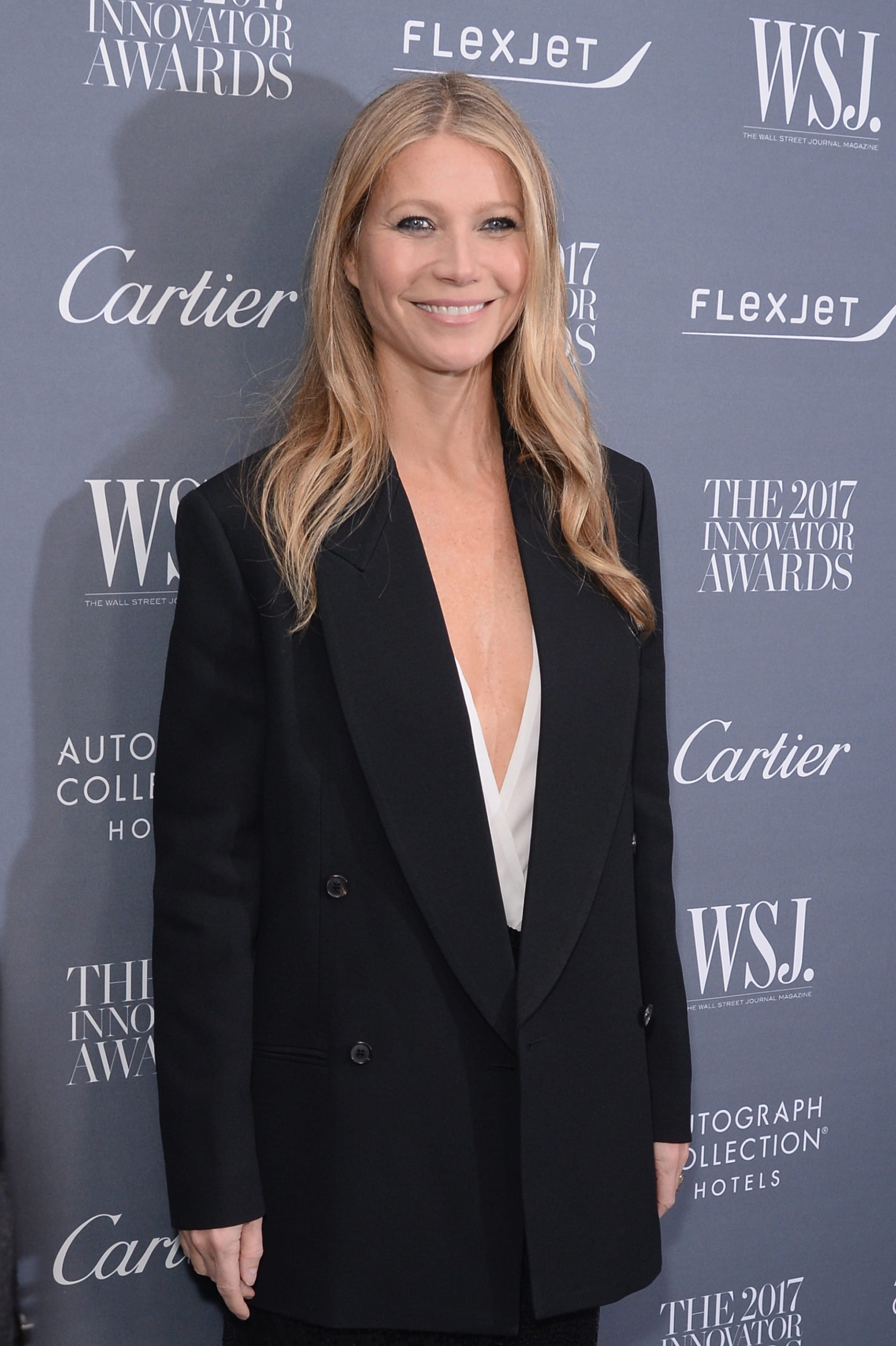 Gwyneth Paltrow says she's over buying expensive clothing