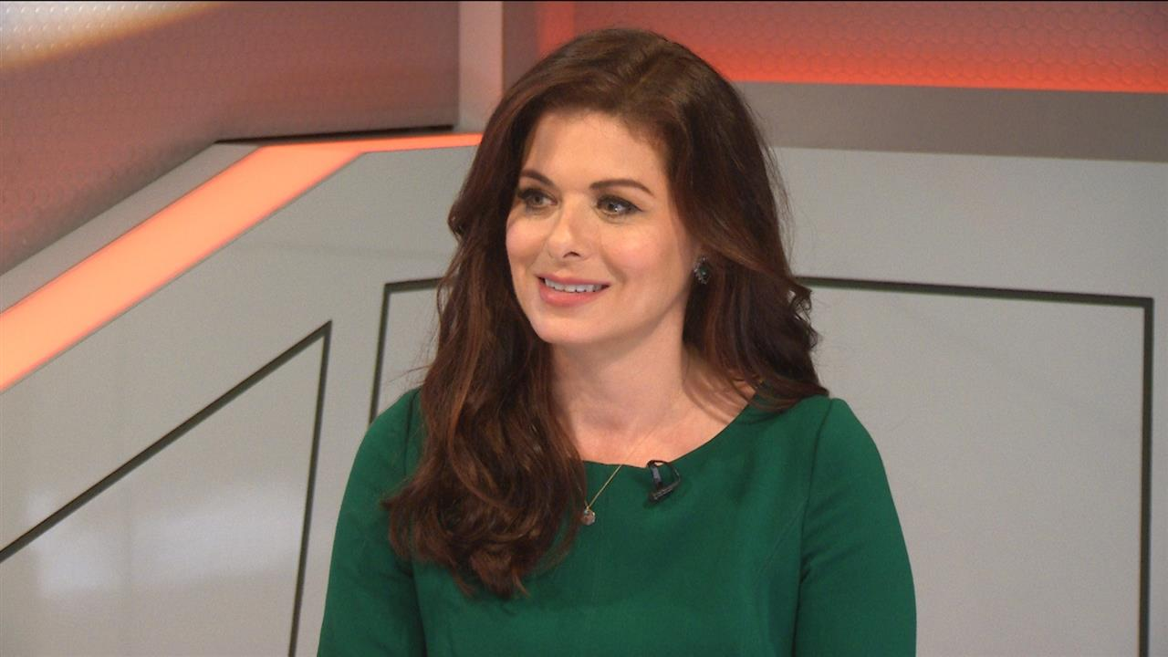 Actress Debra Messing on the 'Dirty Dancing' Remake