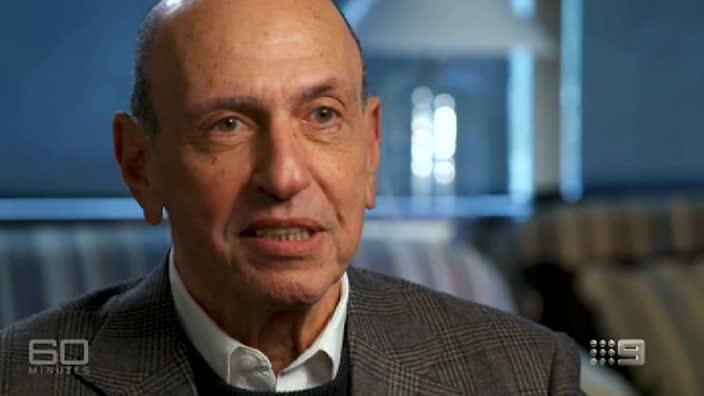 Gerald Stone says the risks should have been reduced in 60 Minutes Beirut bungle