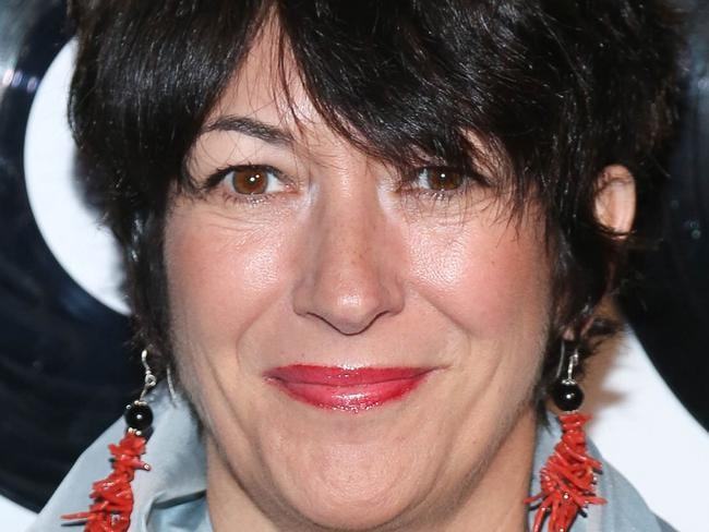 Ghislaine Maxwell. Picture: Rob Kim / GETTY IMAGES NORTH AMERICA / AFP