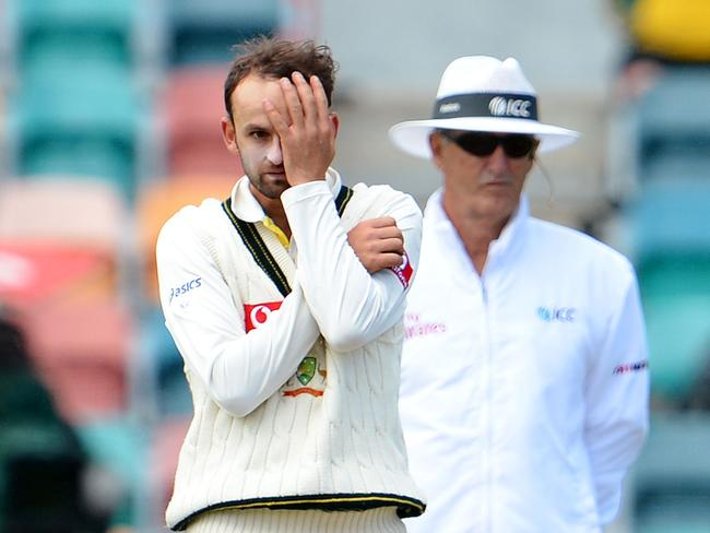 Nathan Lyon knows the pain of being a spinner as much as he knows the glory.