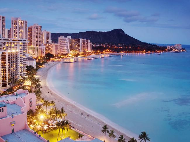 PrivateFly will take you from Sydney to Honolulu in one spectacular night. Picture: iStock