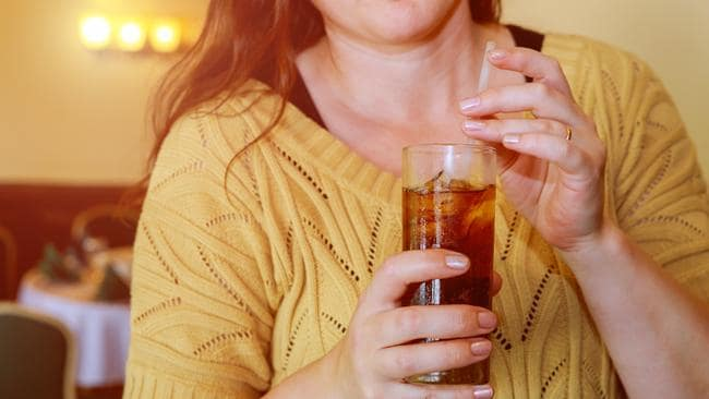 Drinking fizzy drinks has previously been linked to obesity — but this is the first time diet varieties have been known to have adverse effects.