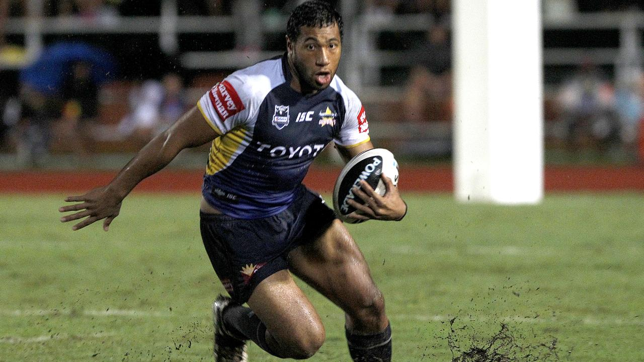 Former Cowboys star Will Tupou now plays rugby for Japan.