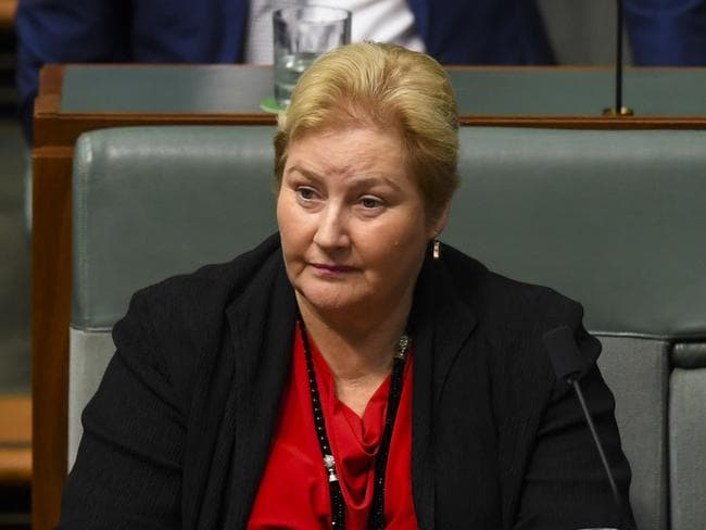 "Ann Sudmalis accused Gareth Ward of manipulating people ""and numbers"" in her branch in a bid to get rid of her. Picture: AAP"