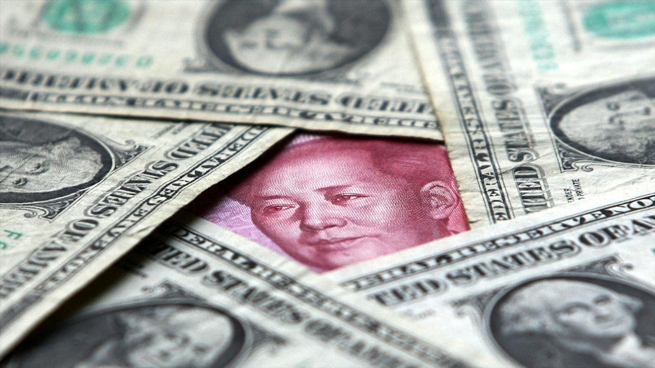 China Printing Foreign Currency As Part Of Belt And Road Initiative