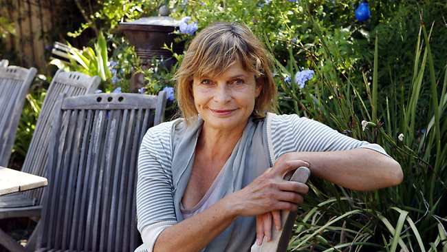 Sarah Watt at her home in Melbourne. Picture: Manuela Cifra
