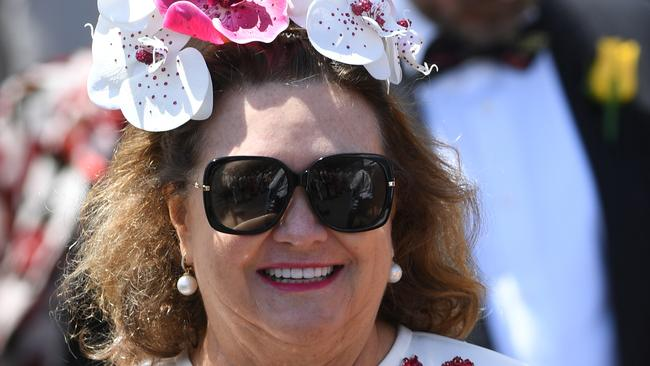 Experts are calling on a fairer tax system for the super wealthy, such as Australia's richest person Gina Rinehart. Picture: AAP Image/Julian Smith