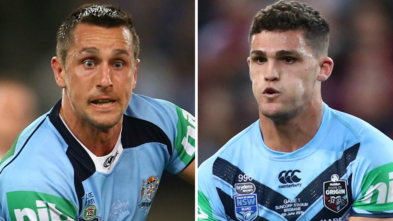 Mitchell Pearce has been mooted as a potential partner or replacement for Nathan Cleary.