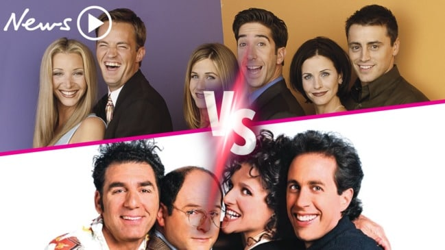 Friends vs Seinfeld: which one was better?