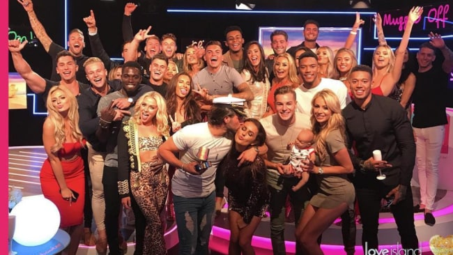 The 'Love Island' cast have expressed their shock. Source: Instagram