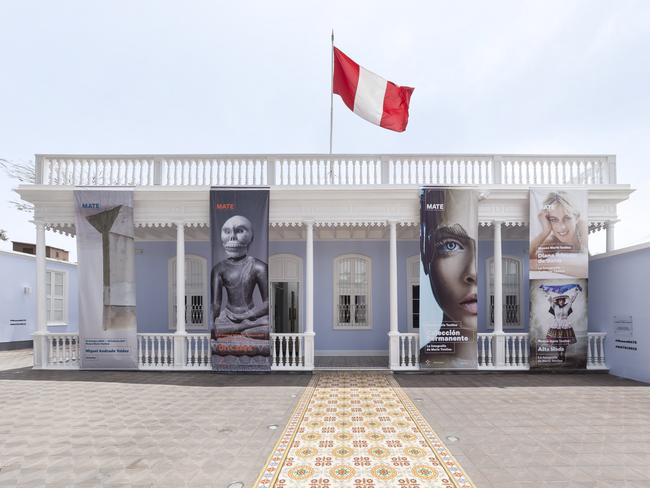 Get your fashion fix at the MATE Mario Testino Museum