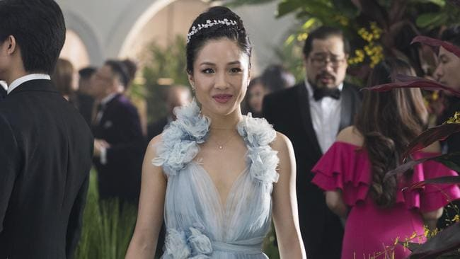 Crazy Rich Asians has grossed more than $US129 million globally so far