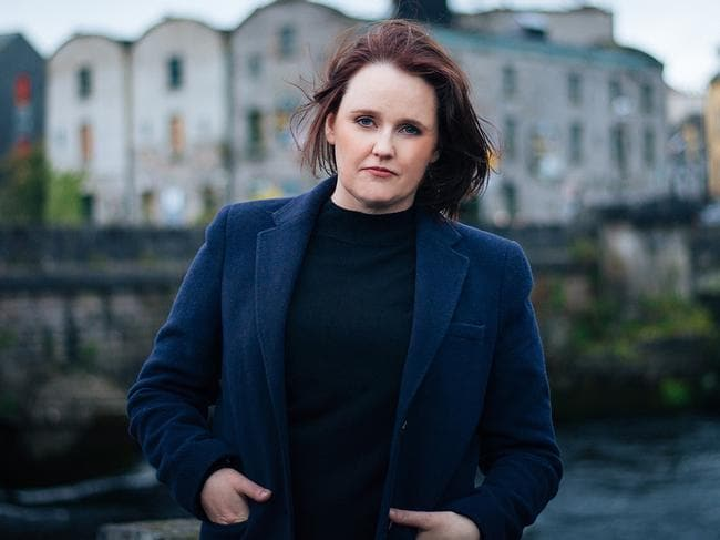 Perth-based crime writer Dervla McTiernan, author of The Ruin and The Scholar. The author is from Ireland originally, where the novels are set. Picture: Harper Collins