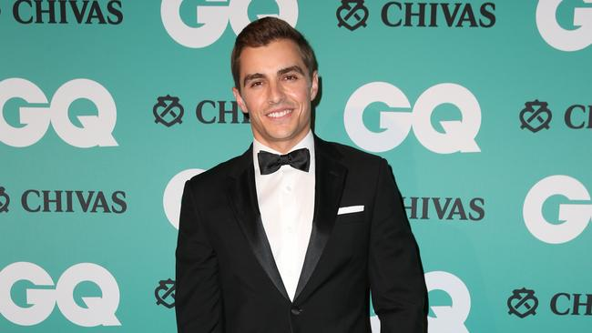 Dave Franco at the GQ Men of the Year Awards 2014 at The Ivy in Sydney. Photo: Richard Dobson