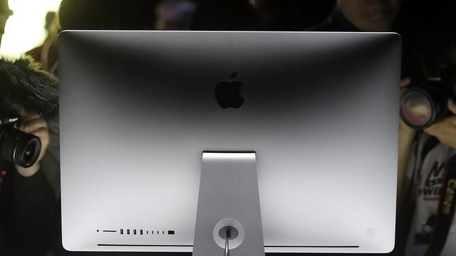 Turns out Macs aren't as immune to malware as we thought. Picture: Justin Sullivan/Getty Images/AFP