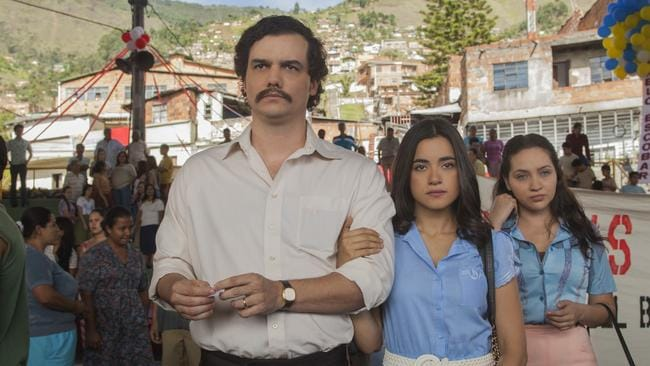 Narcos on Netflix: Pablo Escobar actor Wagner Moura is