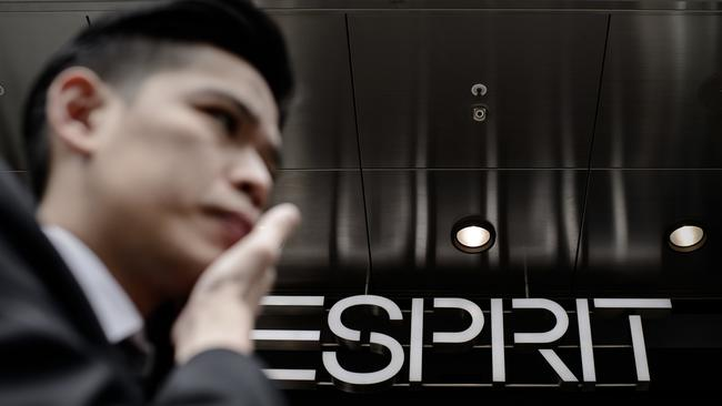 Esprit also left Australia this year. Picture: Philippe Lopez/AFP