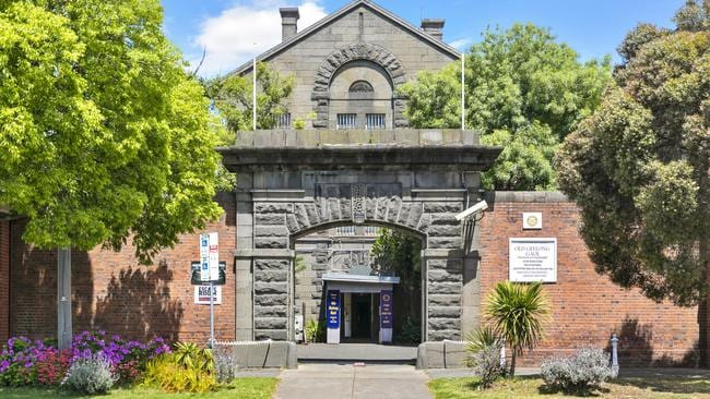 Tenders close for the sale of the old Geelong Gaol, City of