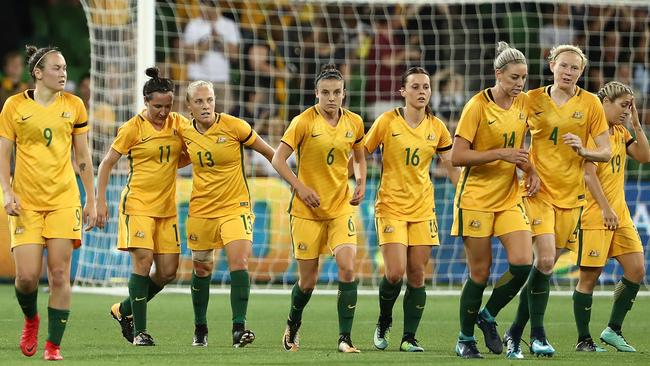 The Matildas.