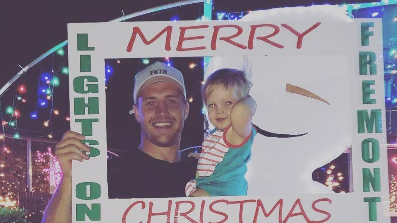 Cameron Munster and his fellow NRL stars are enjoying the Christmas break.