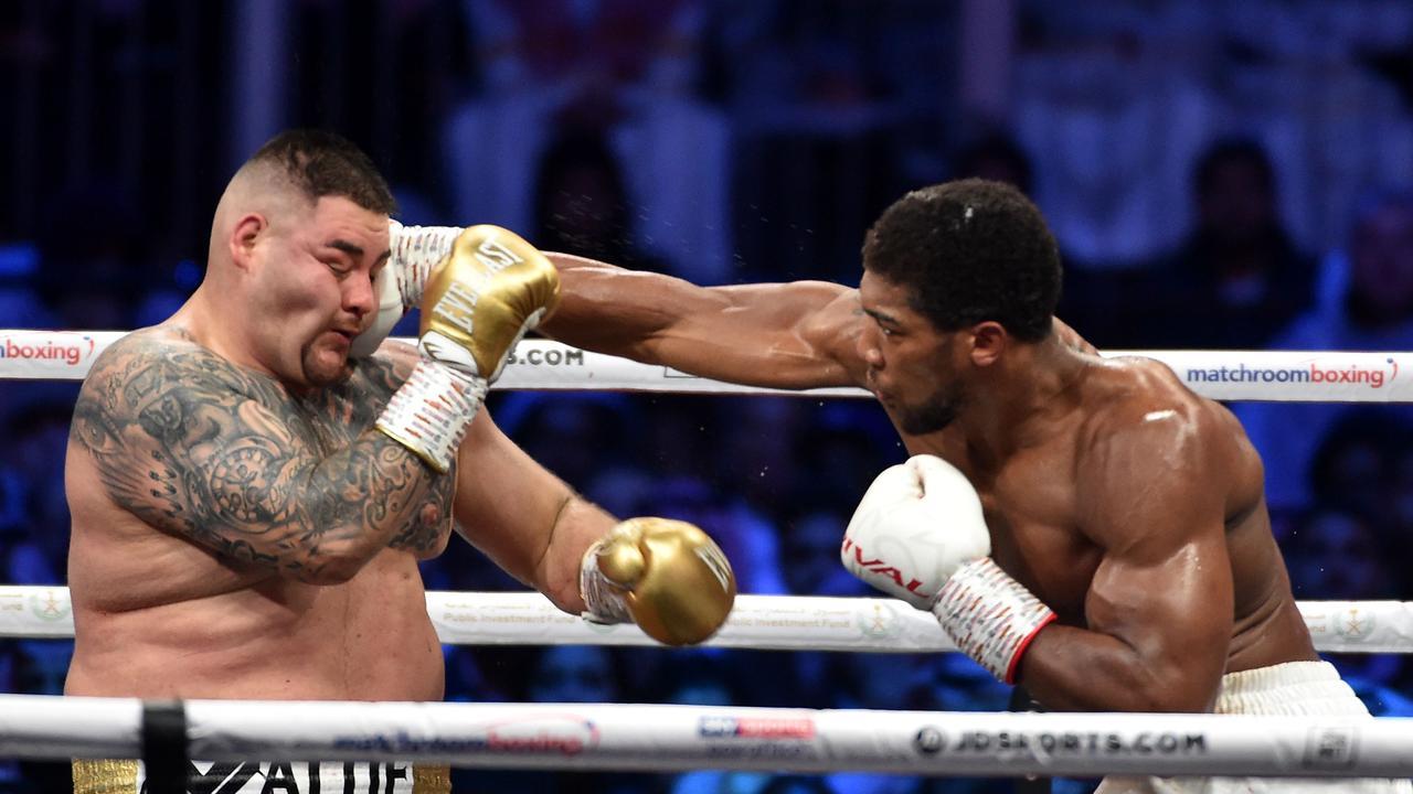 Joshua was stellar in the rematch.