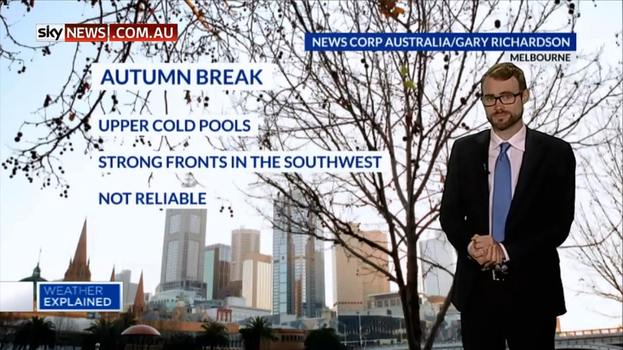Weather explained: What types of weather systems bring the autumn break for southern farmers?2:07