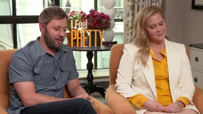 Amy Schumer and Rory Scovel on I Feel Pretty