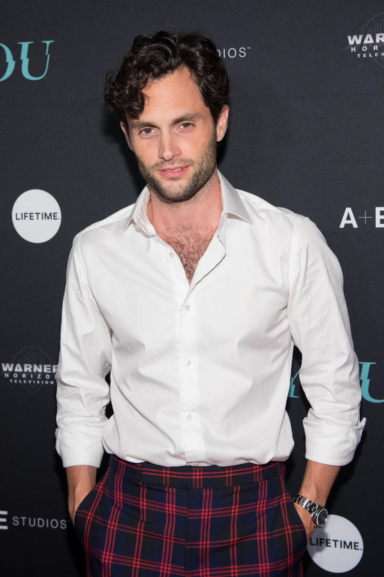 Penn Badgley is warning fans not to romanticise his character in You